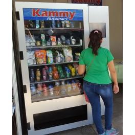 Kamy, tienda automatizada, versión básica