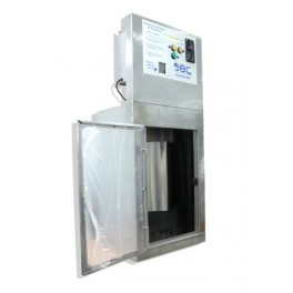 Ventana Vertical completa para purificadores y despacho de agua, no da cambio