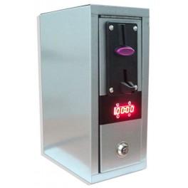 Cobrador individual multimoneda para Cibercafe y videjuego
