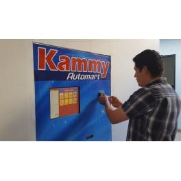 Kamy, tienda automatizada, versión premium